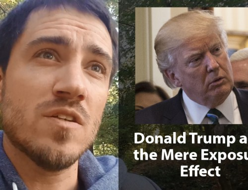 Donald Trump and the Mere Exposure Effect